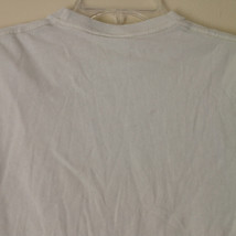 Hollister White Graphic T Shirt 100 Percent Cotton Short Sleeves Size Small image 9