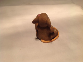 I Love My Yum Yums Charming Tails Figurine Mouse Eating Colored Jellybeans image 5