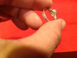 Homemade 4.1 quarter ring wrap germanium prevent tarnish crystal glass silver image 5