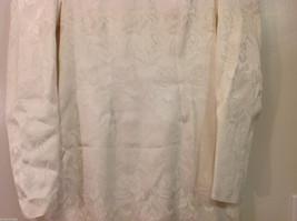 Maggie Flood Long Sleeve Carmen Sweep train Wedding Dress Made in USA CustomSize image 3