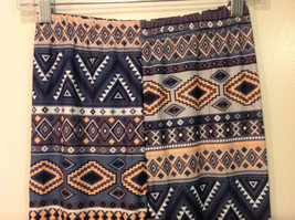 MAD Style Spring Summer Tribal leggings, two color choice image 3