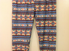 MAD Style Spring Summer Tribal leggings, two color choice image 10
