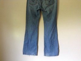 Low Boot Cut Levis Jeans Size 10 Medium Front and Back Pockets image 6