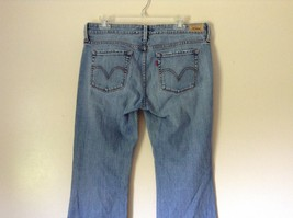 Low Boot Cut Levis Jeans Size 10 Medium Front and Back Pockets image 5