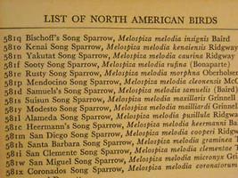 Illustrated Encyclopedia of American Birds 1944 1st ed image 12
