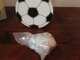 Ichiban Night Light Black and White Soccer Ball Original Box US Outlet image 2