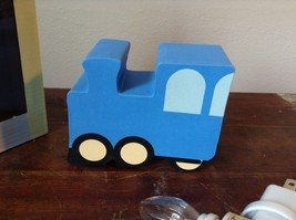 Ichiban Night Light Bright Blue Truck Original Box US Outlet image 2