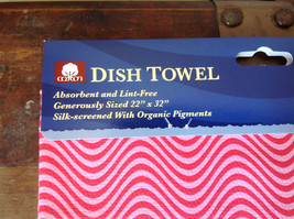 I'm Still Hot It Just Comes in Flashes Now 50s Woman Dish Towel image 6