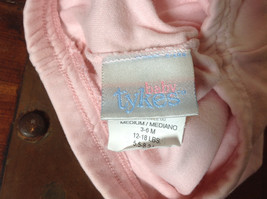 Infant Pink Elastic Waist Pants from Baby Tykes Size 3 to 6 Months image 6