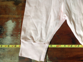 Infant Pink Elastic Waist Pants from Baby Tykes Size 3 to 6 Months image 3