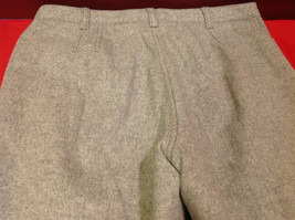 J. Crew Heather Gray Ladies Long Dress Pants Size P10 image 9