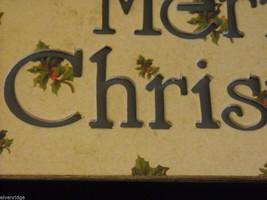 Merry Christmas Lit Box Sign image 4