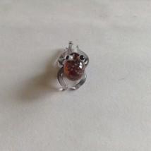 Micro Miniature small hand blown glass Fancy Squid made USA NIB image 4