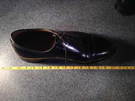 Johnston and Murphy Optimum Dress Shoes Size 11.5 Made in USA image 6