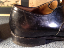 Johnston and Murphy Optimum Dress Shoes Size 11.5 Made in USA image 8