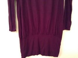 Julies Closet Long Turtleneck Dress Long Sleeves Size Medium image 4