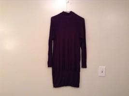 Julies Closet Long Turtleneck Dress Long Sleeves Size Medium image 2