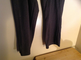 Just My Size Dark Gray Sweatpants with Two Pockets Elastic Waistband Size 2X image 4