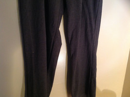 Just My Size Dark Gray Sweatpants with Two Pockets Elastic Waistband Size 2X image 3