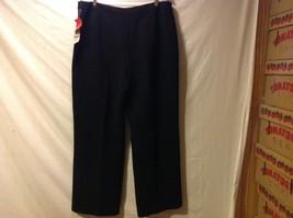 Kasper Womans Black Dress Pants, Size 18 image 2