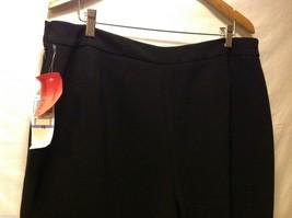 Kasper Womans Black Dress Pants, Size 18 image 3