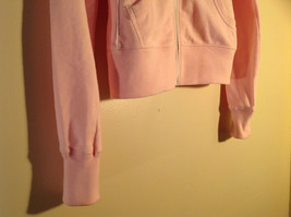 Kavio Pink Los Angeles Zip Up Long Sleeves Hoodie Jacket Size Small image 3