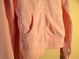 Kavio Pink Los Angeles Zip Up Long Sleeves Hoodie Jacket Size Small image 4