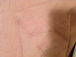 Kumbaya Mens short sleeve casual shirt multicolored stripes, size 40 image 7