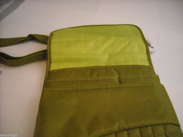 LUG Somersault Cross Body Purse Grass Green image 6