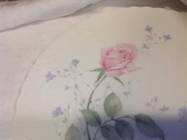 Mikasa bone china serving cake plate April Rose Narumi made in Japan image 4