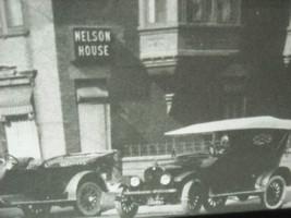 Large Framed Reproduction of Photo of Nelson House Hotel Poughkeepsie NY image 2