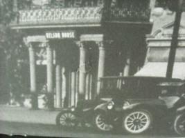 Large Framed Reproduction of Photo of Nelson House Hotel Poughkeepsie NY image 4