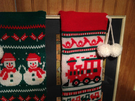 Large Grandma Instant Christmas Lot Two Stockings Many Ornaments AS SHOWN image 10