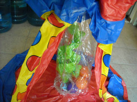 """Large Blow up """"Bubble Gum Playland"""" By Moose Mountain Toymakers image 3"""