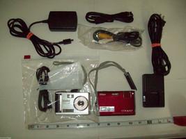 Mixed lot digital cameras Nikon Vivitar for parts restoration or repair image 2