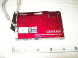Mixed lot digital cameras Nikon Vivitar for parts restoration or repair image 7
