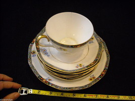 Mixed lot of China pieces from Japan and Czechoslovakia Noritake image 7