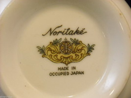 Mixed lot of China pieces from Japan and Czechoslovakia Noritake image 10