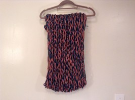 Large weave fashion INFINITY scarf w vintage look NEW in choice of colors image 4