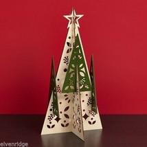 Laser Wood Centerpiece Flourish Woodlands  holiday Christmas Trees image 2
