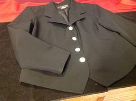 Lauren Alexandra Collection black Blazer size 10 image 6