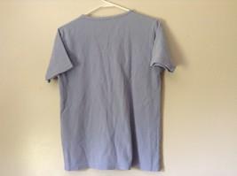 Lavender Short Sleeve Button Up Eddie Bauer Shirt 100 Percent Cotton Size Small image 5