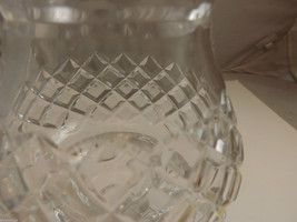 Lead Crystal 2 Piece Pedastal Candle Holder image 2