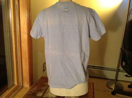 Life is Good Light Blue Life is Good Apple Short Sleeve Shirt Size Medium image 7