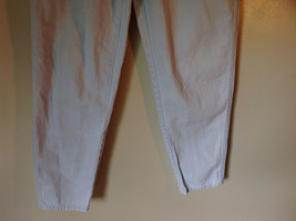 Light Blue Bill Blass 100 Percent Cotton Jeans Size 8 Front and Back Pockets image 3