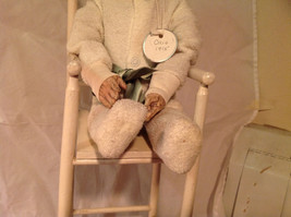 Nell Doll by Martha Chase with Perfect Size Highchair for Nell 15 Inches Tall image 4
