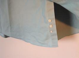 Light Green Button Down Short Sleeve Casual Shirt Hunt Club Collar Size XXL image 4