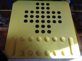 Nine Game Station Wood Chess Parcheesi Checkers Backgammon Solitaire Pass Out image 3