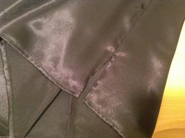 Norton McNaughton Black Sleeveless Silk like Blouse Tank Top, NO Size tag image 4