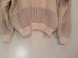North Bay Outfitters 100 Percent Cotton Long Sleeve Knitted Sweater Size L image 6